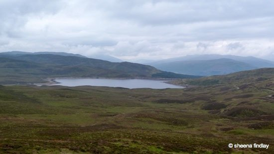 8.-Leaving-Lochan-Breaclaich-The-Rob-Roy-Way-Sept-2014 Rob Roy's Way – Part 2