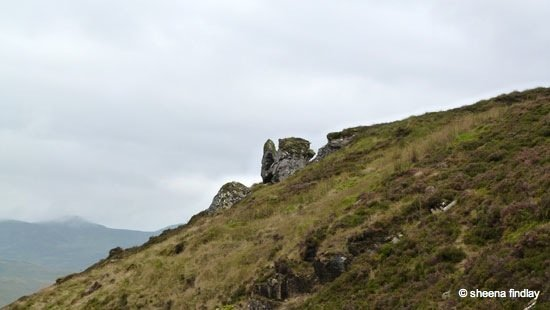 9.-Rounding-the-corner-The-Rob-Roy-Way-Sept-2014 Rob Roy's Way – Part 2