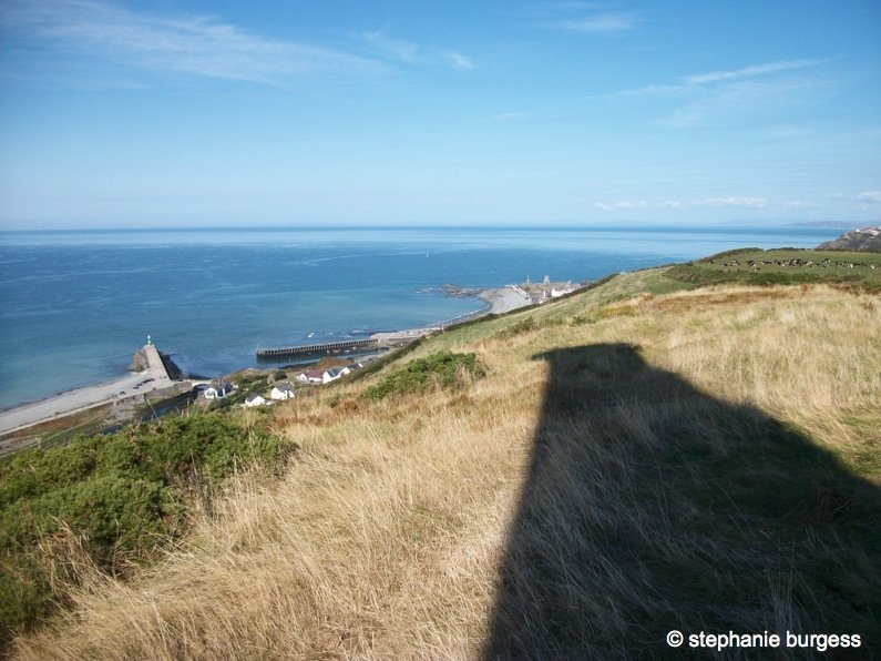 95 Wales – Pen Dinas Iron Age Hillfort, Aberystwyth