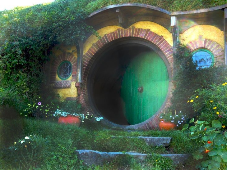 9_B Hobbiton – A Very Real Idyll