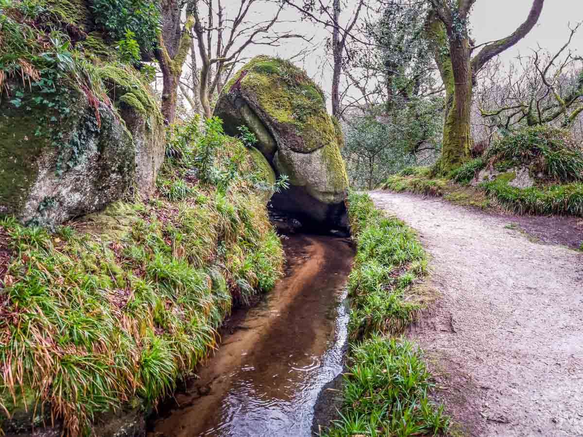 A-Leat Luxulyan Valley Walk, Cornwall – Industrial Heritage and Natural Beauty