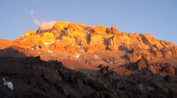 Mt Aconcagua – The Top of The Americas