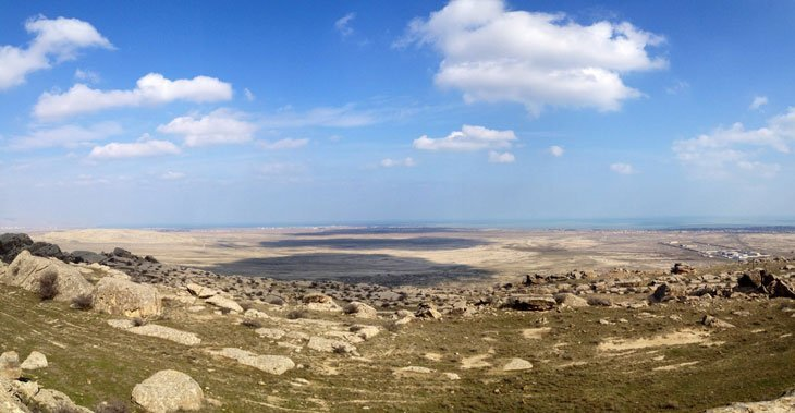 Azerbaijan – The Ancient Carvings And Mud Volcanoes Of Gobustan
