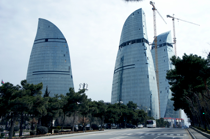 Baku – Influences Making A Skyline
