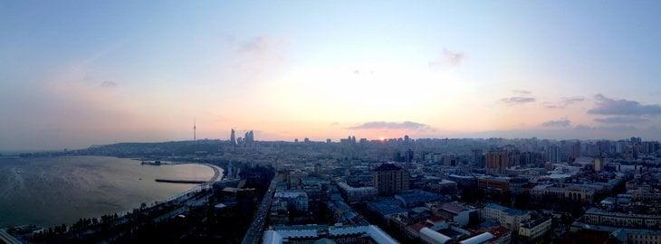 Azerbaijan – Old City Baku