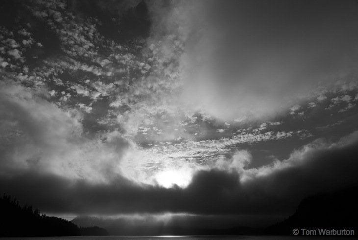 Atmosphere of Tofino, British Columbia