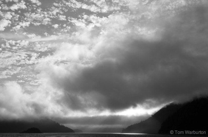 Atmosphere of Tofino, British Columbia 1