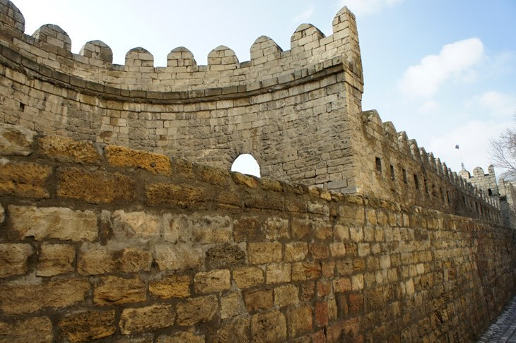 Azerbaijan – Old City Baku