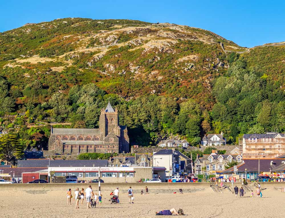 Barmouth, Wales - Experiences and Sunsets