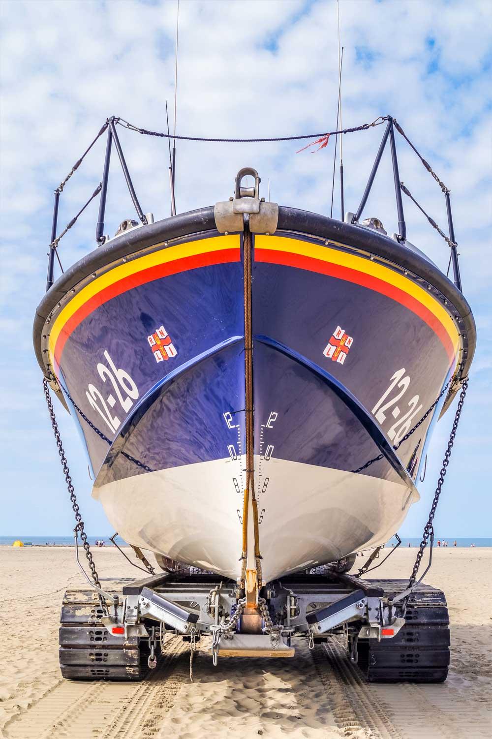 RNLI lifeboat barmouth