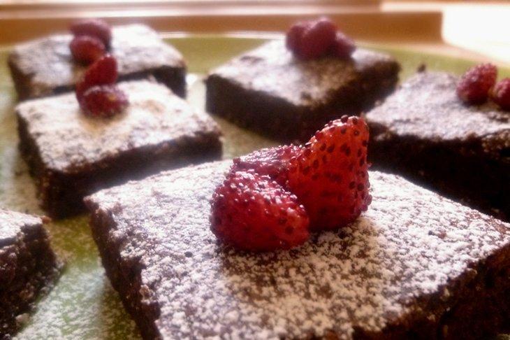 A Sweet Taste Of Italy - Torta Barozzi