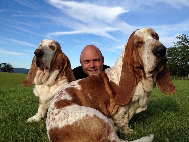 The Basset Hounds – My Faithful Scoundrels