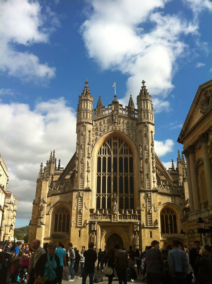 Rediscovering Familiarity in Bath