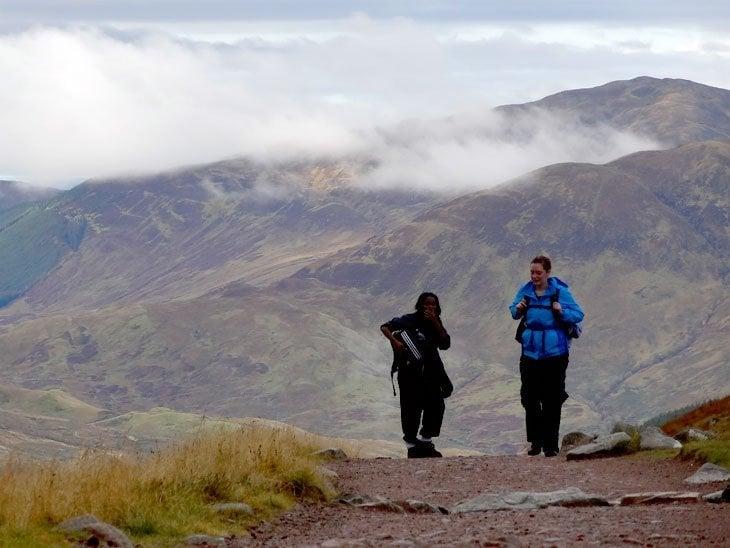 Ben Nevis - Scotland, UK