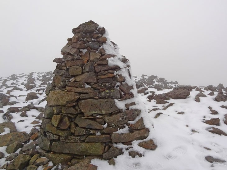 Ben Nevis – Always A Different Climb