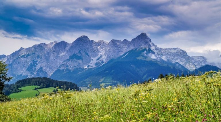 Driving The Grossglockner High Alpine Road