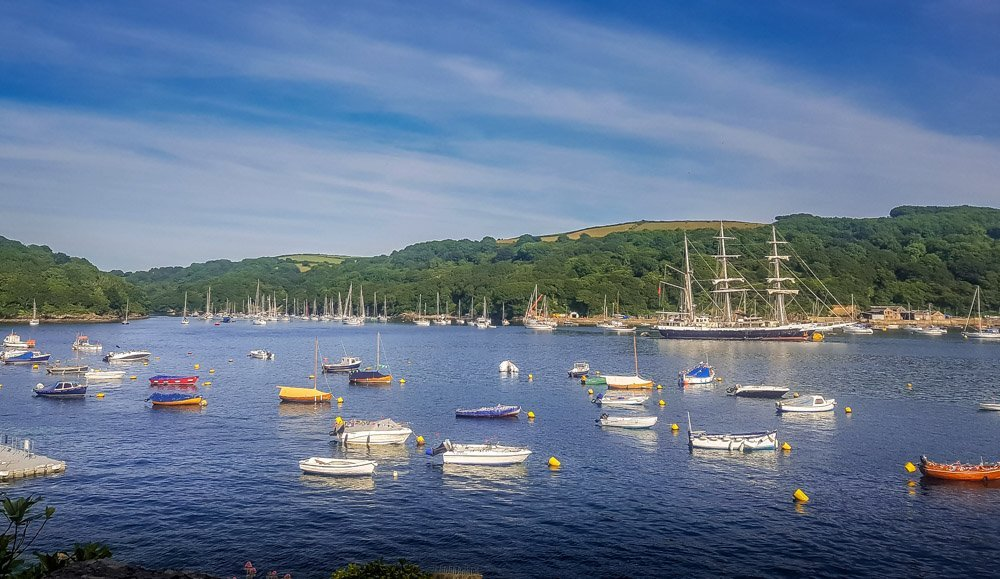 Fowey, a Whistle Stop Tour - a Real Cornish Joy