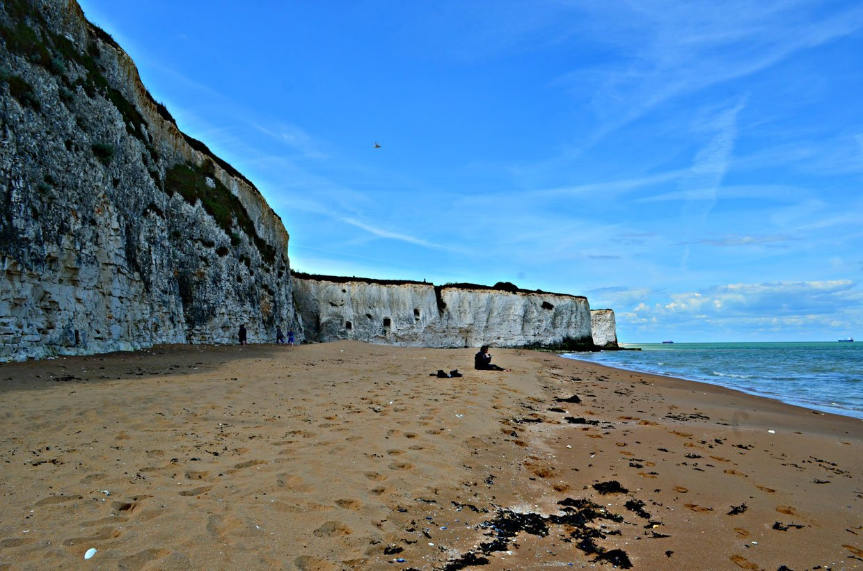 Botany-bay-and-seven-sisters-caves A Stroll around Botany Bay & Tales of Smugglers in Kent
