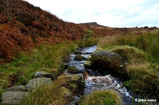 Brook-and-Fort A Tranquil Walk on Hathersage Moor