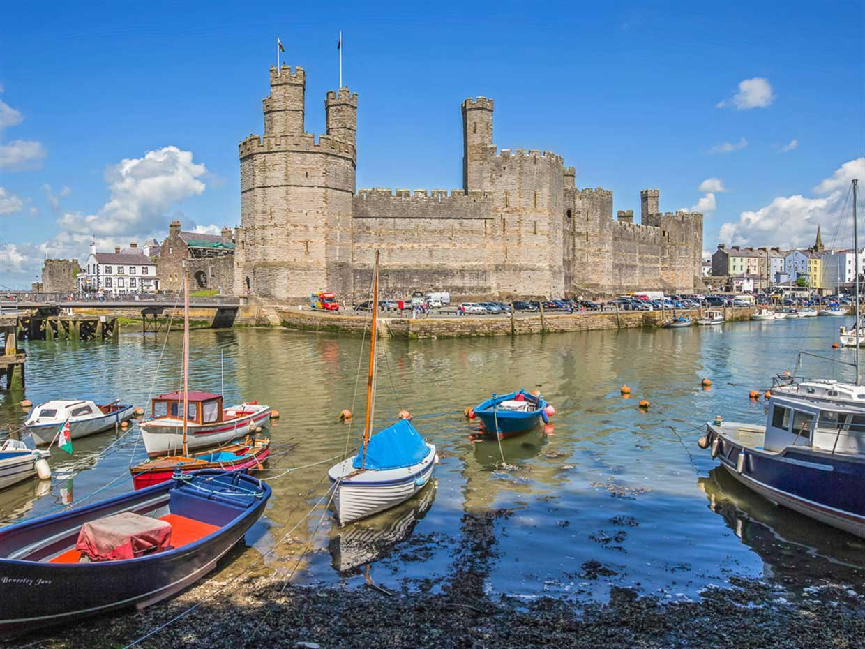 Escape and Discover with The Wales History Map
