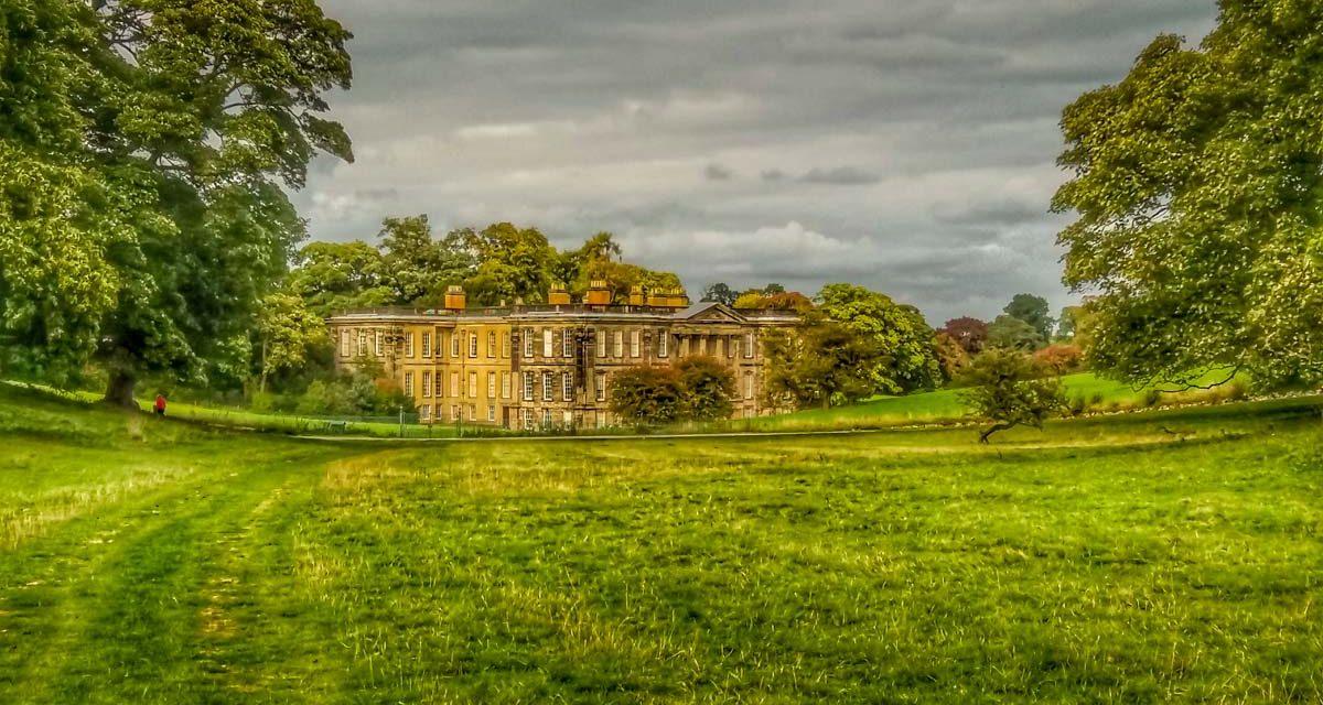 Calke Abbey Ancient Parkland Walks Through the Seasons