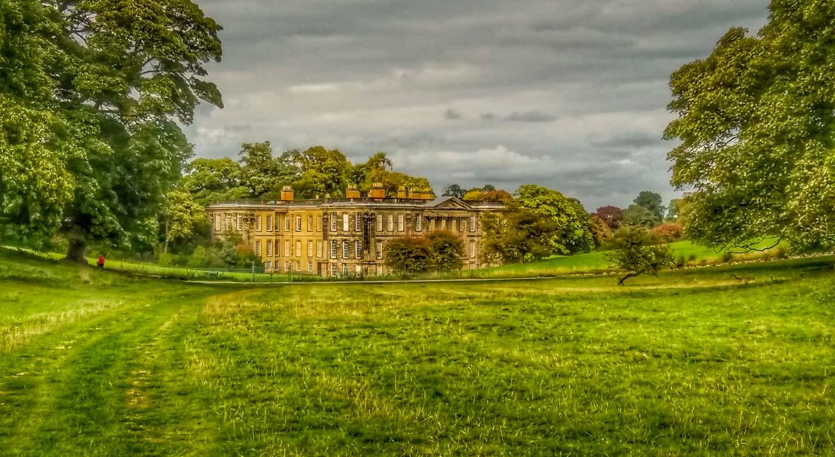 Calke Abbey Ancient Parkland Walks Through the Seasons 1