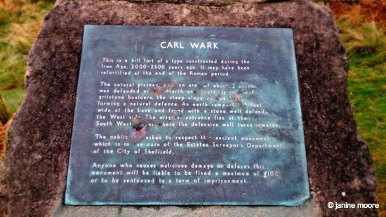 Carl-Wark A Tranquil Walk on Hathersage Moor