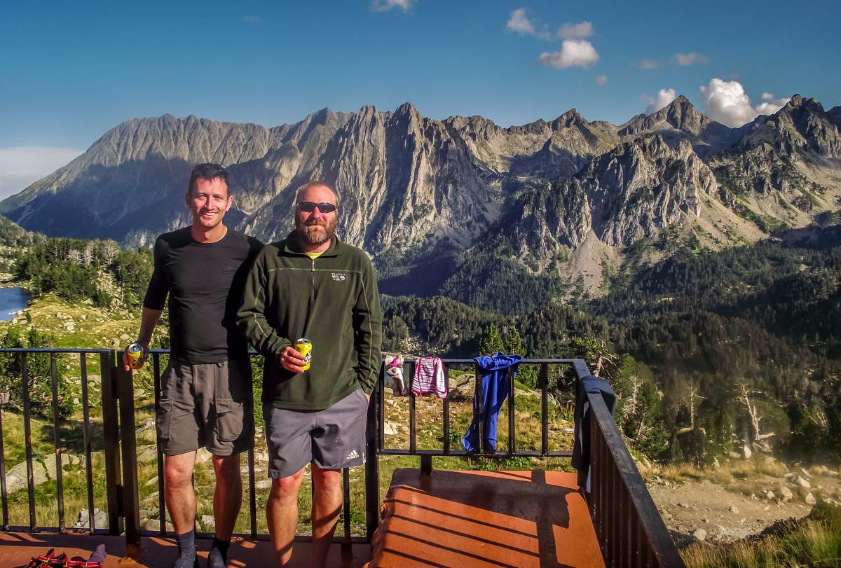 Catalunya-13 Walking in Aigüestortes i Estany de Sant Maurici National Park
