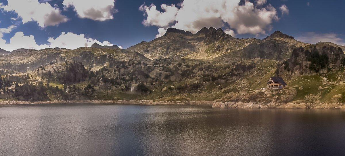 Catalunya-3 Walking in Aigüestortes i Estany de Sant Maurici National Park