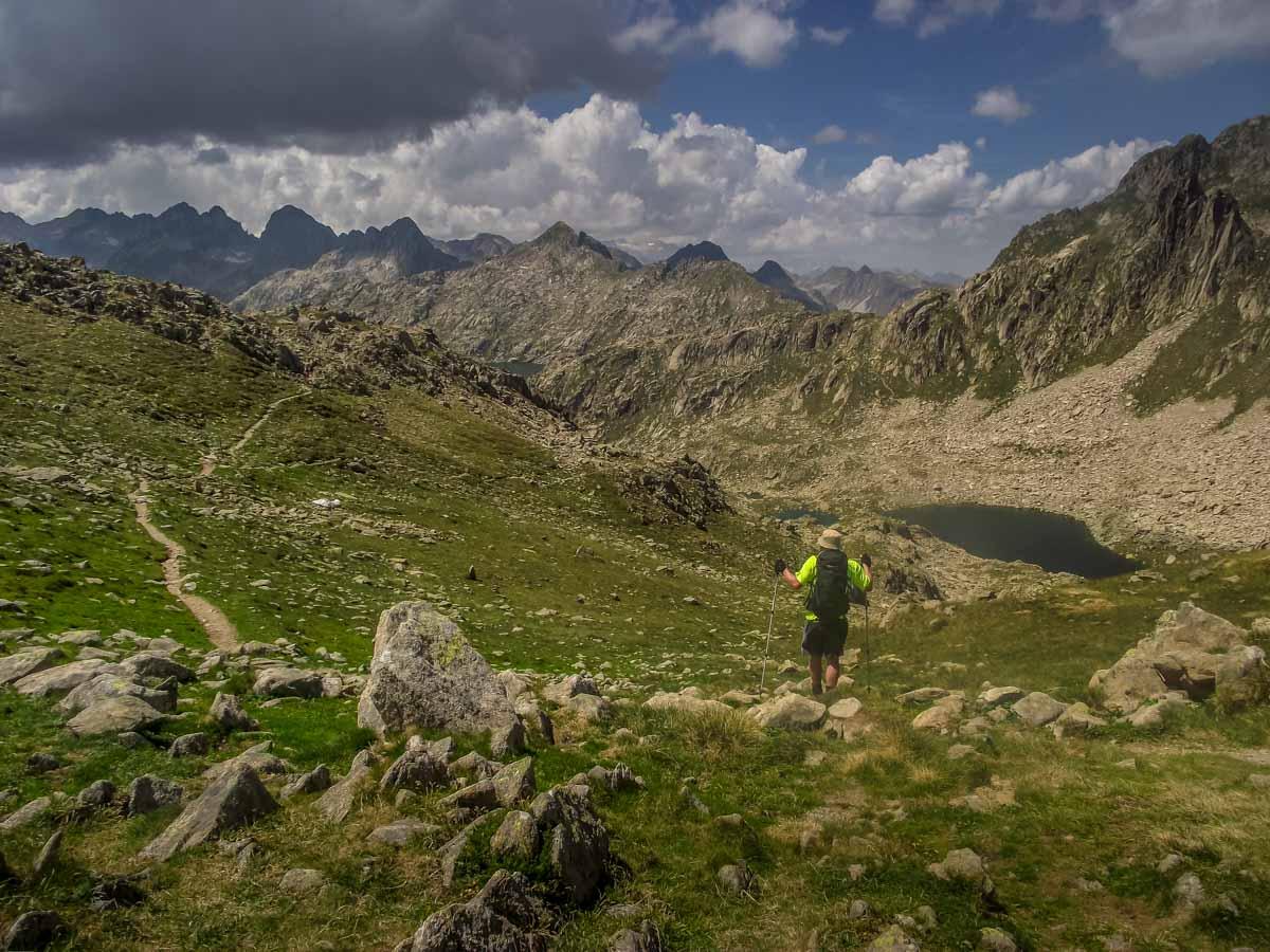 Catalunya-4 Walking in Aigüestortes i Estany de Sant Maurici National Park