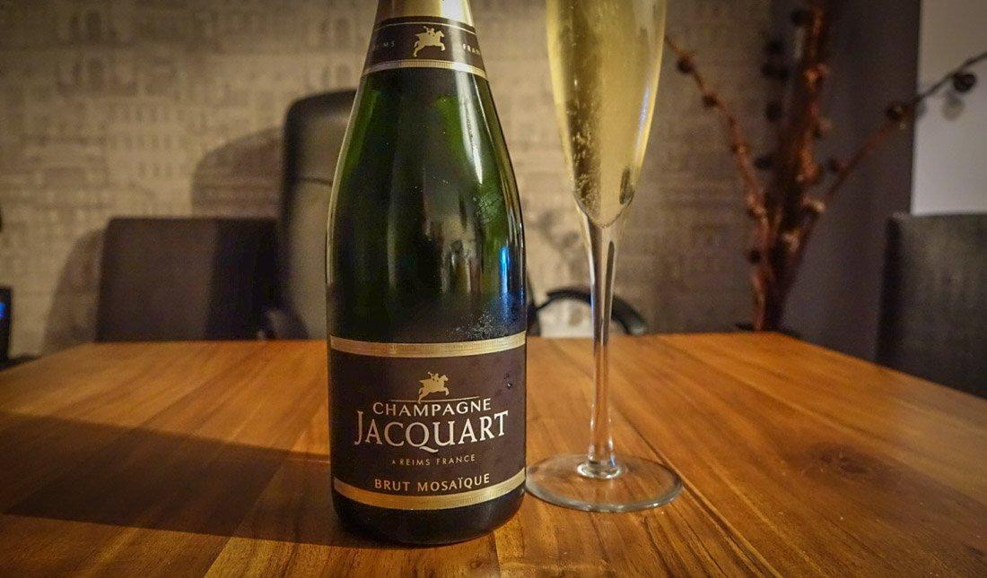 Champagne Jacquart Brut Mosaique 1