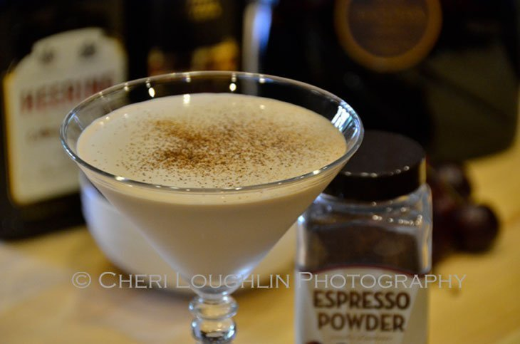 The Chocolate Waterfall – A Delectable Cocktail