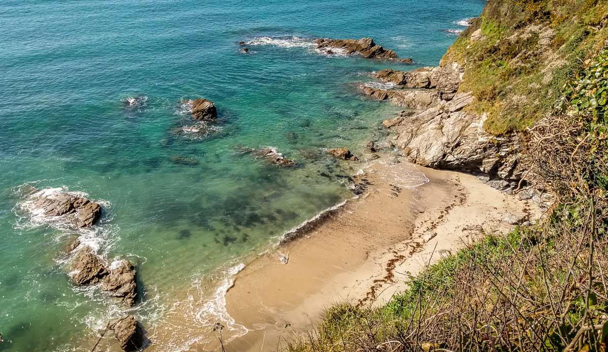 Cornish Coastal Walk - Carlyon Bay to Par via Cliffs, Beaches & Coves 1