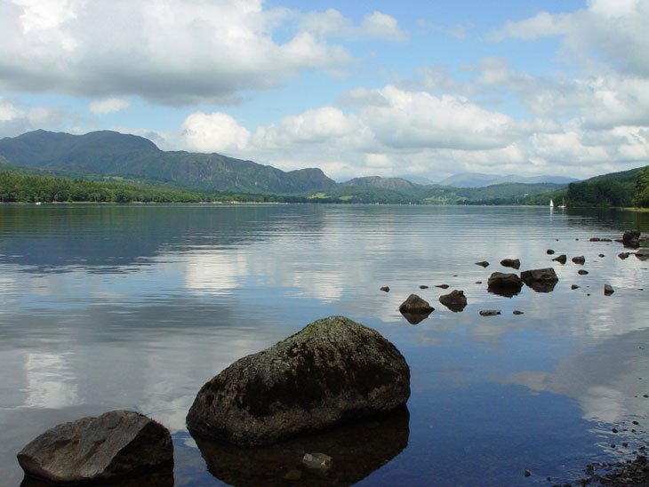 Some Water Wonders of The English Lake District
