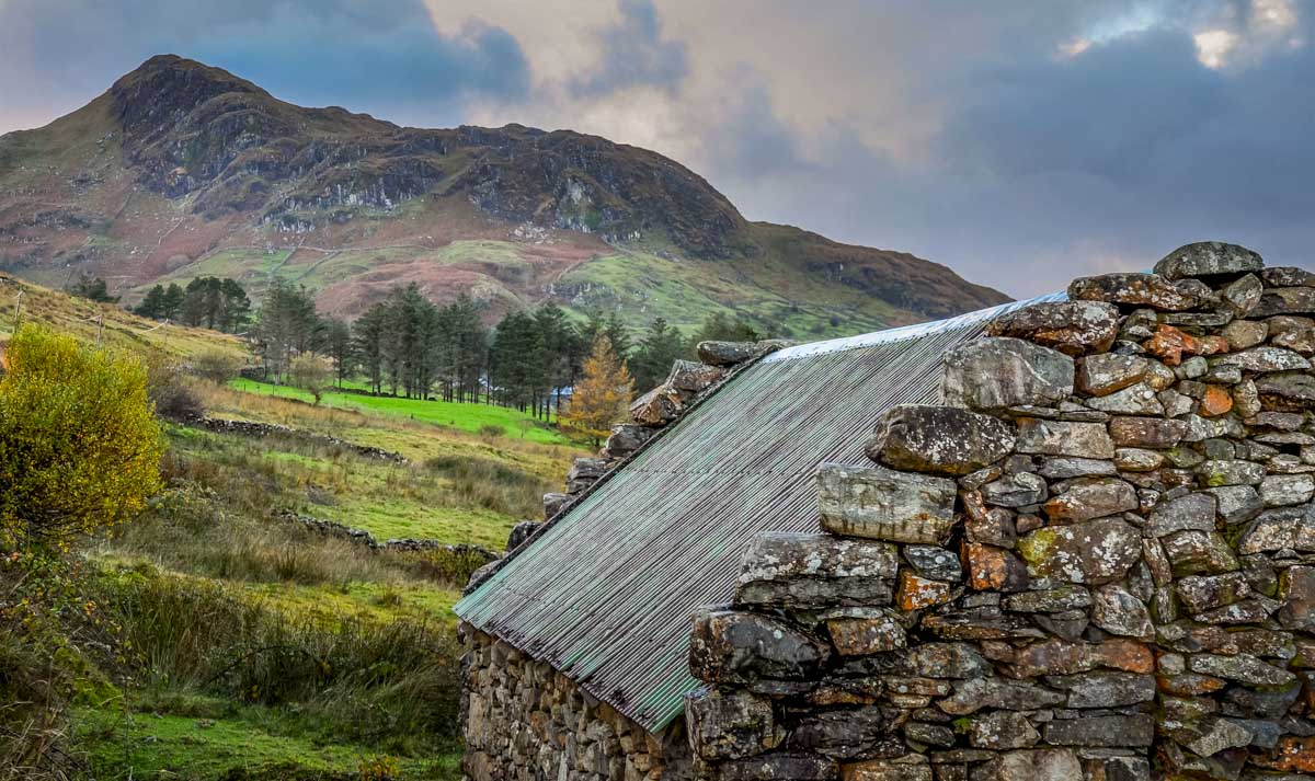 Connemara_landscape-and-shed_Rachel-Dubber Ireland - The Wild Atlantic Way, Into the West