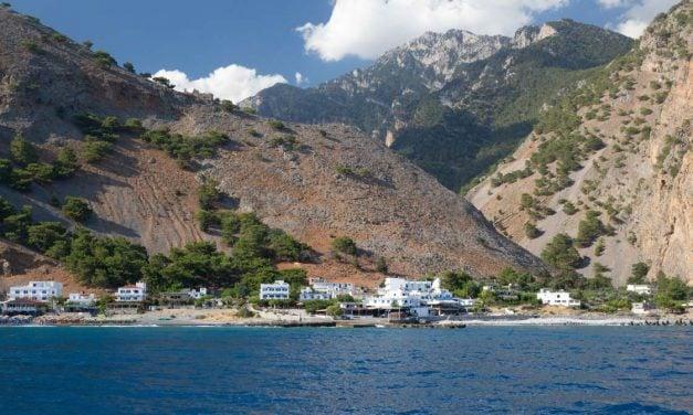 Walk The Samaria Gorge, Crete