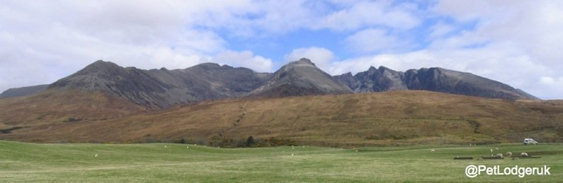 Cuillin from Glen Brittle- your britain