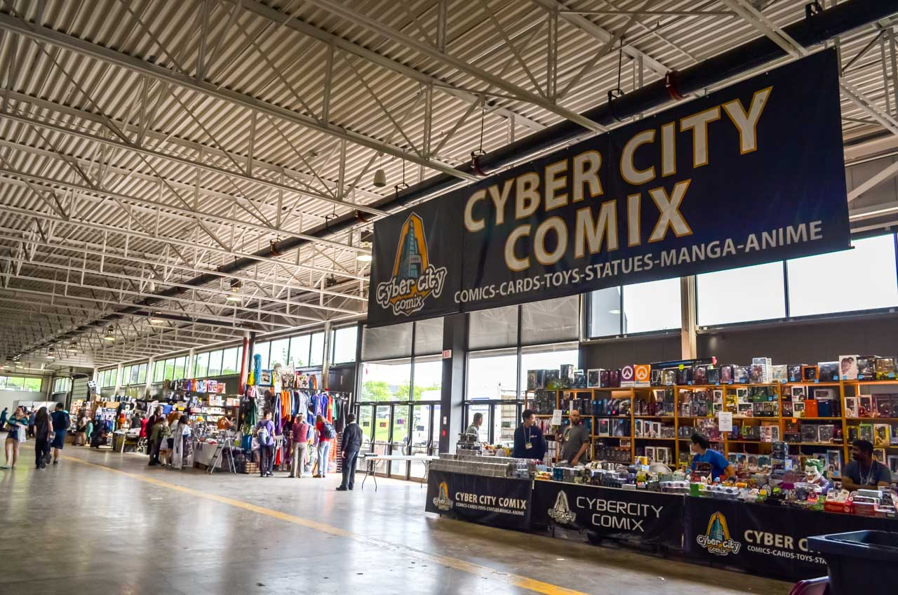 Cyber-city-comix Anime North – A Canadian Adventure in Toronto