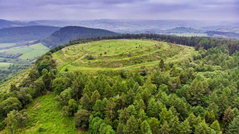 Shropshire Hills – Clun, Bury Ditches & The Shropshire Way