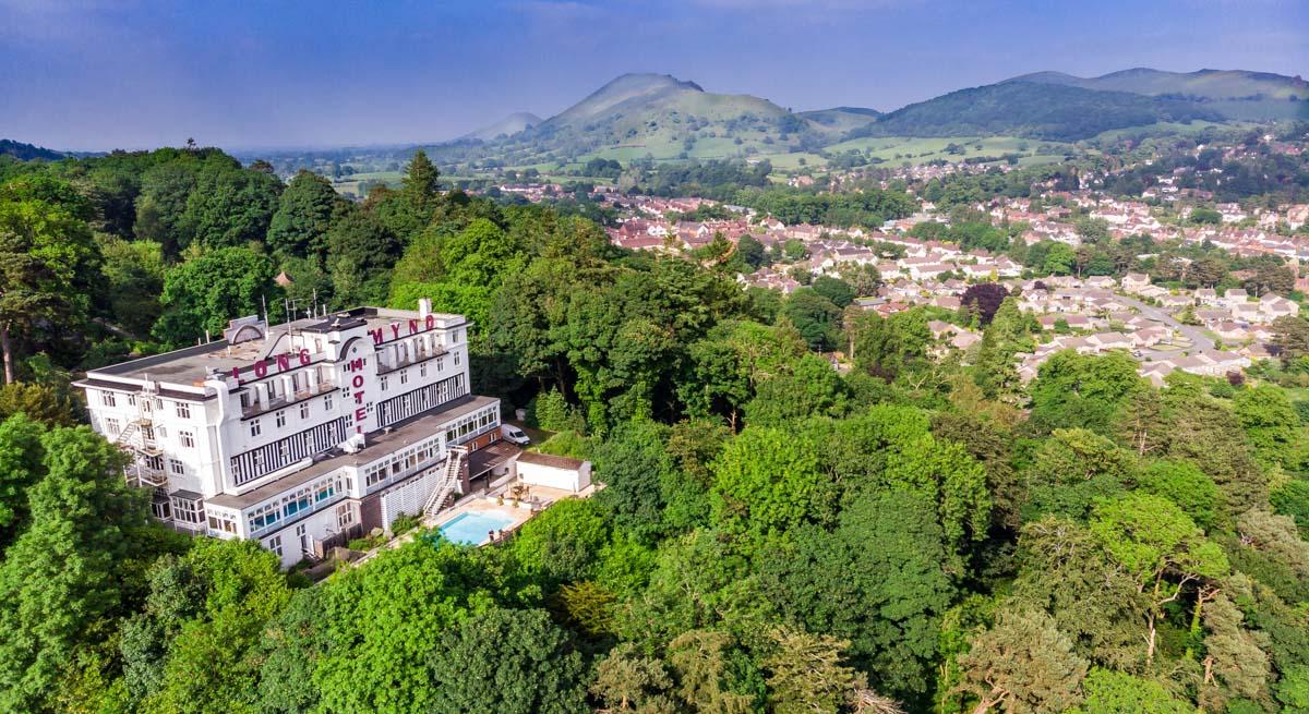 Longmynd House - Gateway To The Shropshire Hills