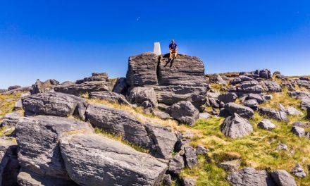 A Walk Over Blackstone Edge and Views Beyond Rochdale
