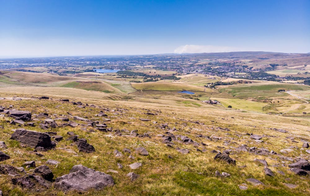 DJI_0987 A Walk Over Blackstone Edge and Views Beyond Rochdale