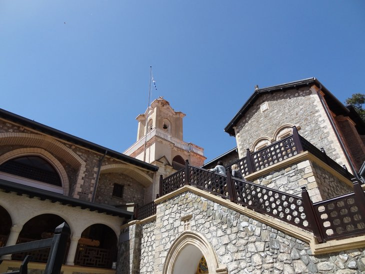 Time Travel Across The Real Cyprus Through Its Buildings