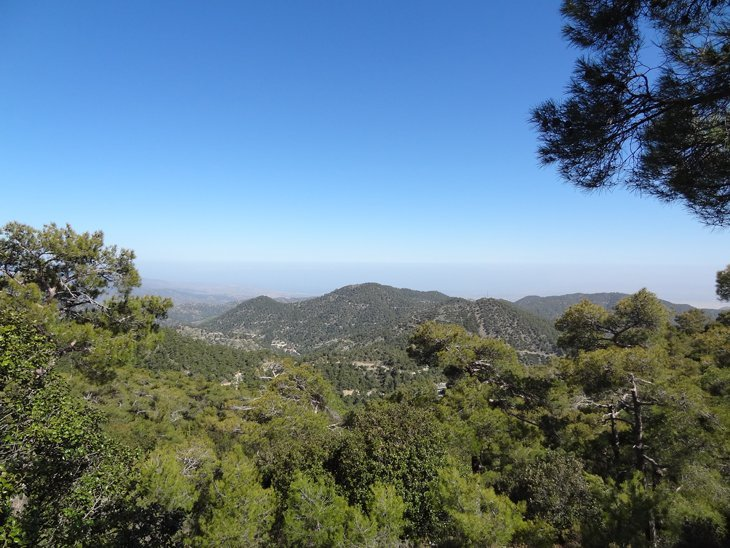 DSC00210 Hiking High In The Troodos Mountains of Cyprus