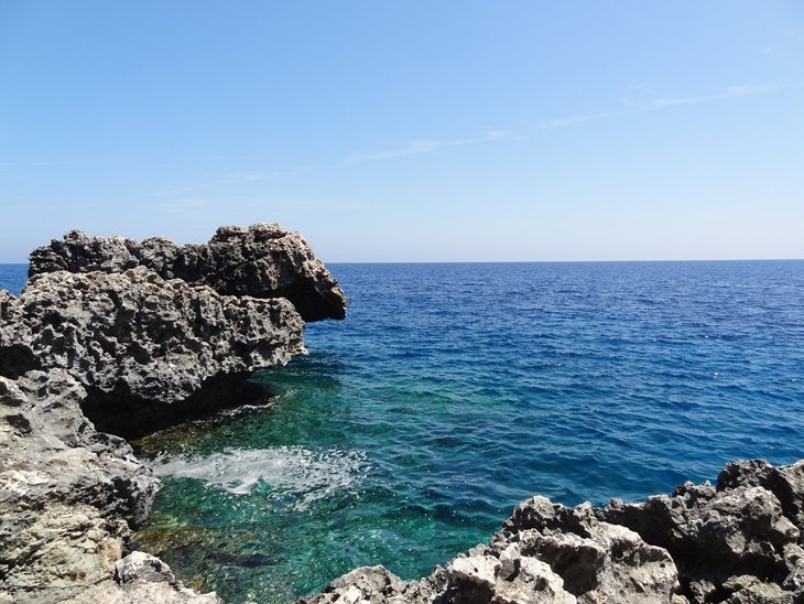 Sapphire Seas of Cyprus - Strolling The Coast of Ayia Napa