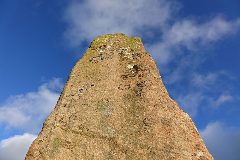 long meg historic stone