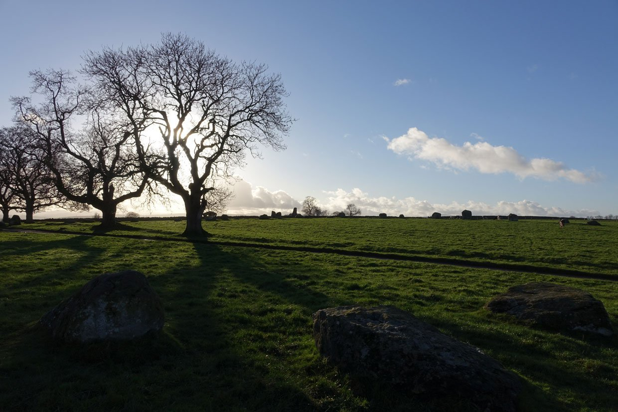 Long Meg and Her Daughters – An ancient wonder