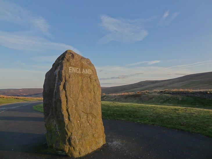Entrancing Views Along The A68