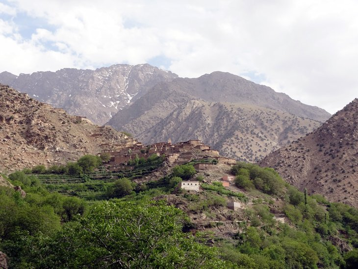 DSC00459 Trekking To The Top Of North Africa – Mt Toubkal