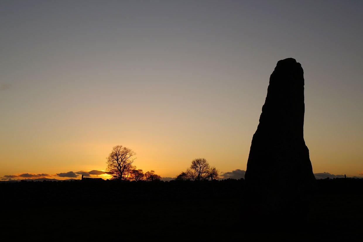 Long Meg and Her Daughters – An ancient wonder 1